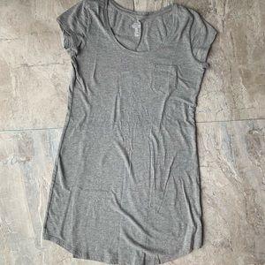 Gap Easy Comfort Pocket T-Shirt Dress